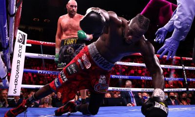 Tyson Fury Knocks Out Deontay Wilder in Instant Classic!
