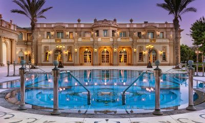 Inside the Most Amazing Mansions Owned by Football Players!